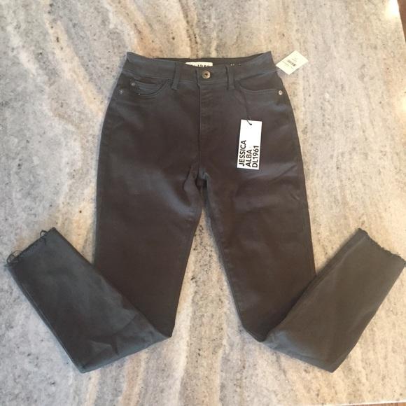 0ae2780fed94e DL1961 Jeans | Jessica Alba X Skinny Ankle Size 27 Nwt | Poshmark